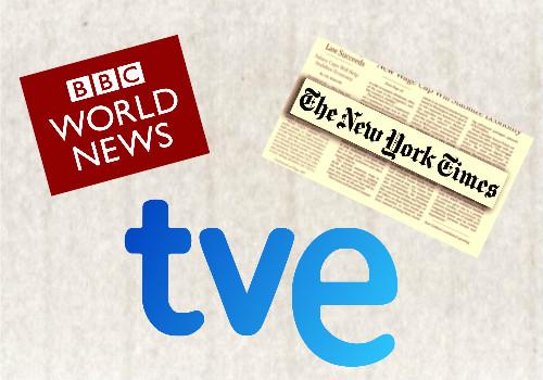 El impacto de medios internacionales en la paz deColombia