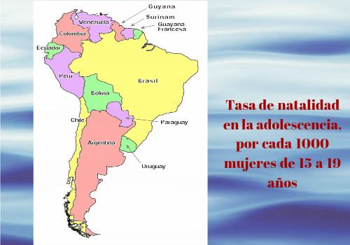 El 8,4% de las adolescentes colombianas fueron mamás en la últimadécada