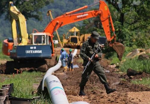 La guerra y los daños ambientales: Colombia no esajena
