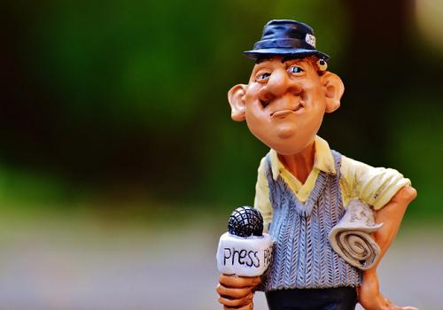 La lección de periodismo de Santos en la premiación delNobel