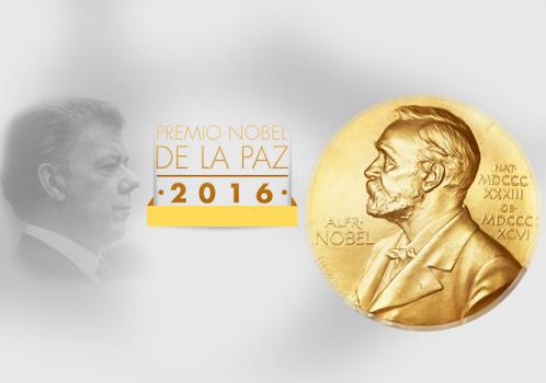 Entrega de Premio Nobel reanima la implementación delAcuerdo