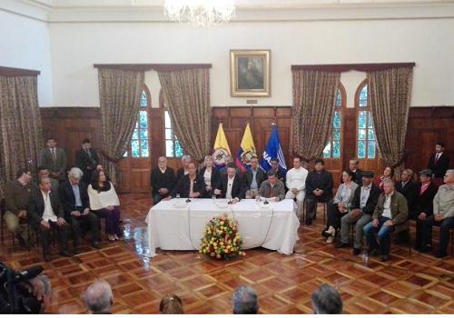 Nueva oportunidad para el diálogo con el ELN, el actor armado que más secuestró enColombia