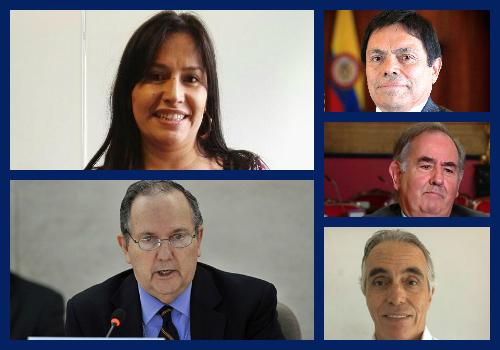 Los retos del comité que escogerá a los magistrados de la Jurisdicción dePaz