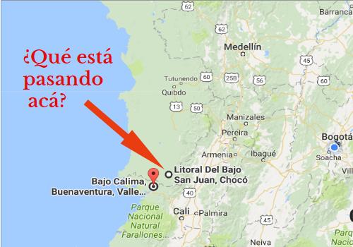 El lugar al que el posconflicto no llegó, ¿qué está pasando en el pacíficocolombiano?