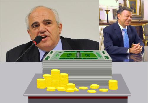 Los cuestionados financiamientos de las campañas de Samper y Santos, ¿se parecen o sonincomparables?