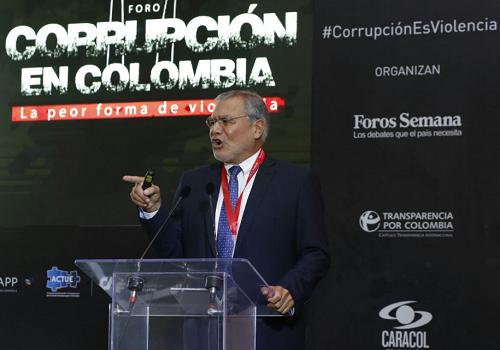 Transparencia Internacional pone sus ojos en manejo de recursos delposconflicto