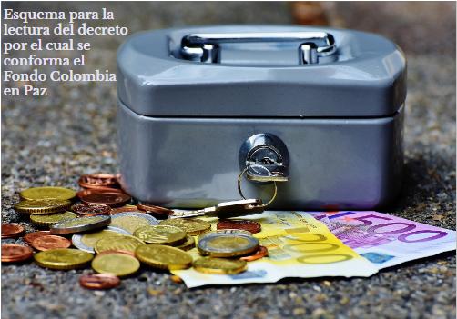 Conozca en detalle cómo funcionará el Fondo Colombia enPaz