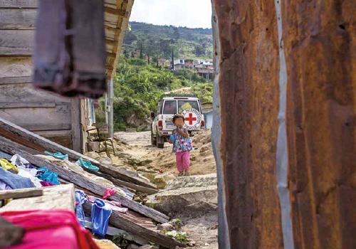 Informe CICR 2017 Colombia: da razones de peso para continuar por el sendero de lapaz