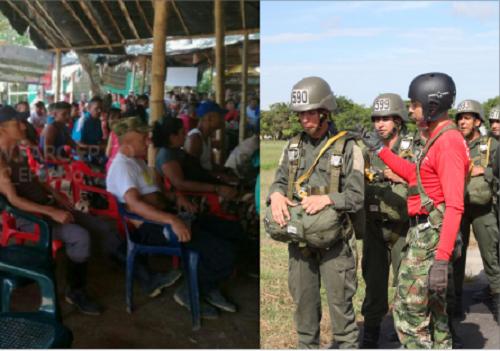 Libertad de guerrilleros y militares en el marco de la JEP: referencias jurisprudenciales sobre competencias yrequisitos
