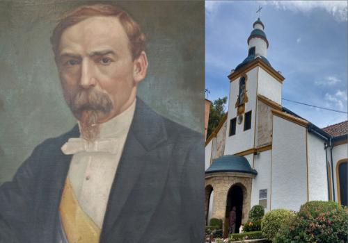 Carlos Holguín Mallarino, el presidente que regaló el 'tesoroQuimbaya'