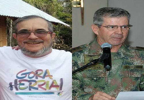 La responsabilidad penal de los altos mandos de las Farc yde la Fuerza Pública en laJEP