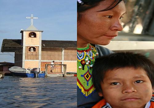 El Conflicto armado en Riosucio, Chocó, causa el desplazamiento forzado de indígenas y afrodescendientes