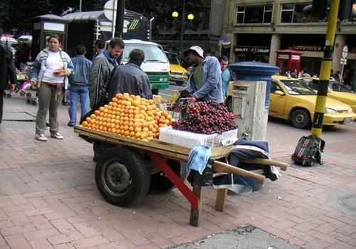 Derechos de los vendedores informales en el Nuevo Código dePolicía