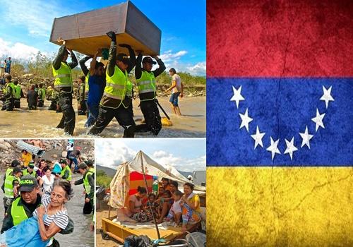Colombia debe garantizar derechos fundamentales de venezolanosrefugiados