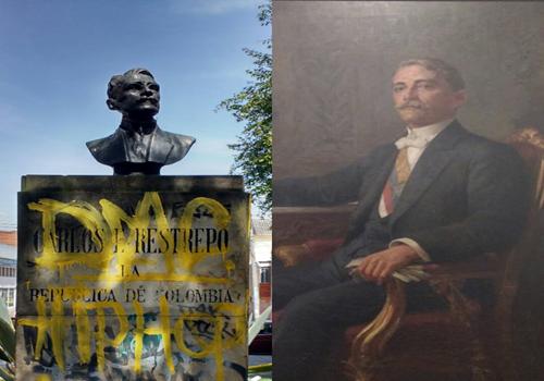 Carlos E. Restrepo, el Presidente que buscó una paz estable yduradera