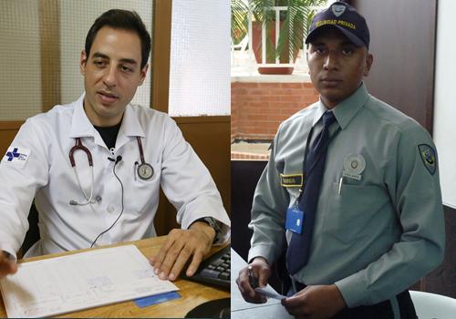 Colombia reconoce la jornada máxima a los trabajadores de la salud yvigilantes