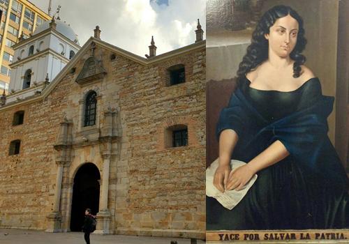 Policarpa Salavarrieta, el símbolo del poder femenino enColombia