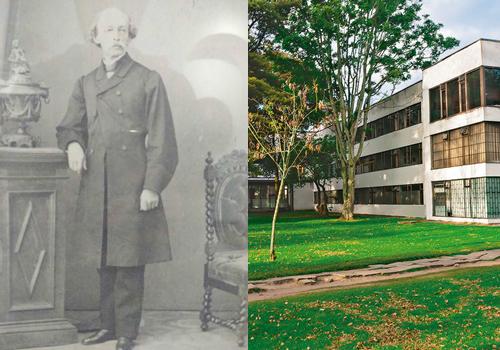 Manuel Ancízar, el primer rector de la Universidad Nacional deColombia