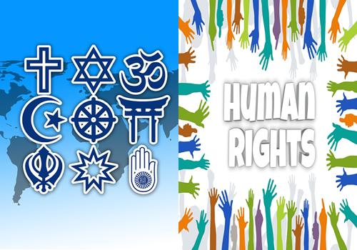 Los límites del derecho fundamental a la libertad religiosa y decultos