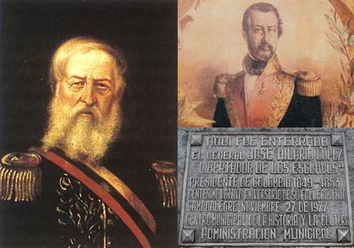 José Hilario López, el libertador de losesclavos