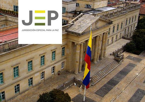 La JEP entrega al Gobierno el proyecto de ley sobre 'las reglas de Procedimiento para la Jurisdicción Especial para laPaz'
