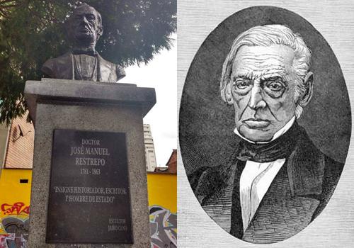 José Manuel Restrepo, el prócer que instauró el pensamiento y cultura de la éliteconservadora