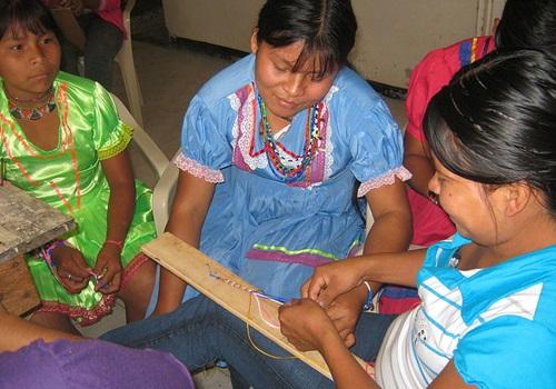 Las mujeres indígenas víctimas del conflicto sufren violencia en laciudad