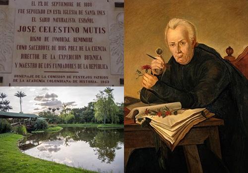 El sabio Mutis, el primer científico deColombia