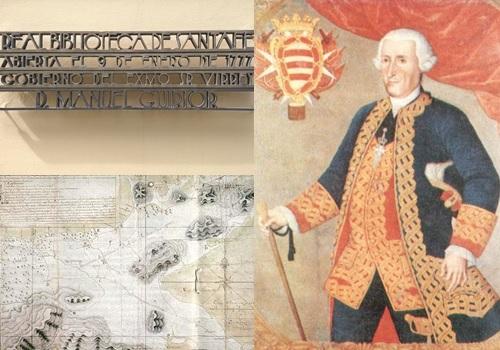 Manuel Guirior, el Virrey que quiso modernizar lacolonia