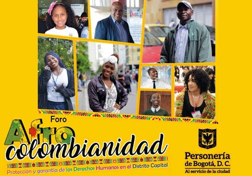 La situación de los afrocolombianos enBogotá