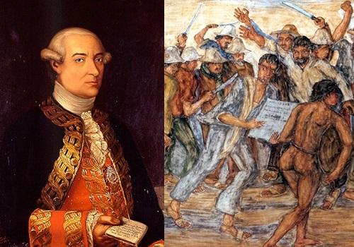 Manuel Antonio Flórez Maldonado, el Virrey durante la revolución de loscomuneros